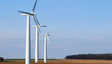 El fra vindmøller