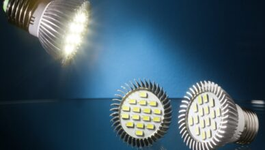 Brug LED i hjemmet og festen - De kan købes billigt