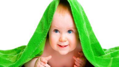 Køb økologisk babyolie der er svanemærket til din baby